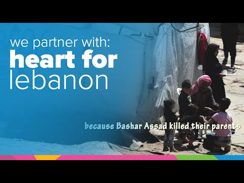 Who We Partner With: Heart For Lebanon | Lebanon | Orphan's