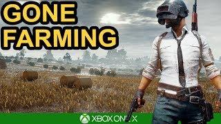 PUBG / GONE FARMING / Xbox One X