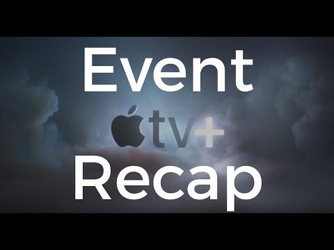 Recap: Apple March 2019 Event