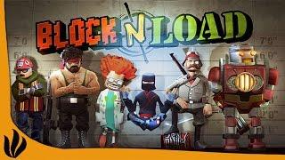 Block N Load FR #2: ON DEBUTE AVEC LES CYB0RG