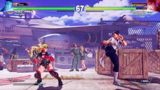 SFV - Wtf is going on lol