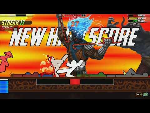 Бесплатная демоверсия One Finger Death Punch 2 выйдет в понедельник