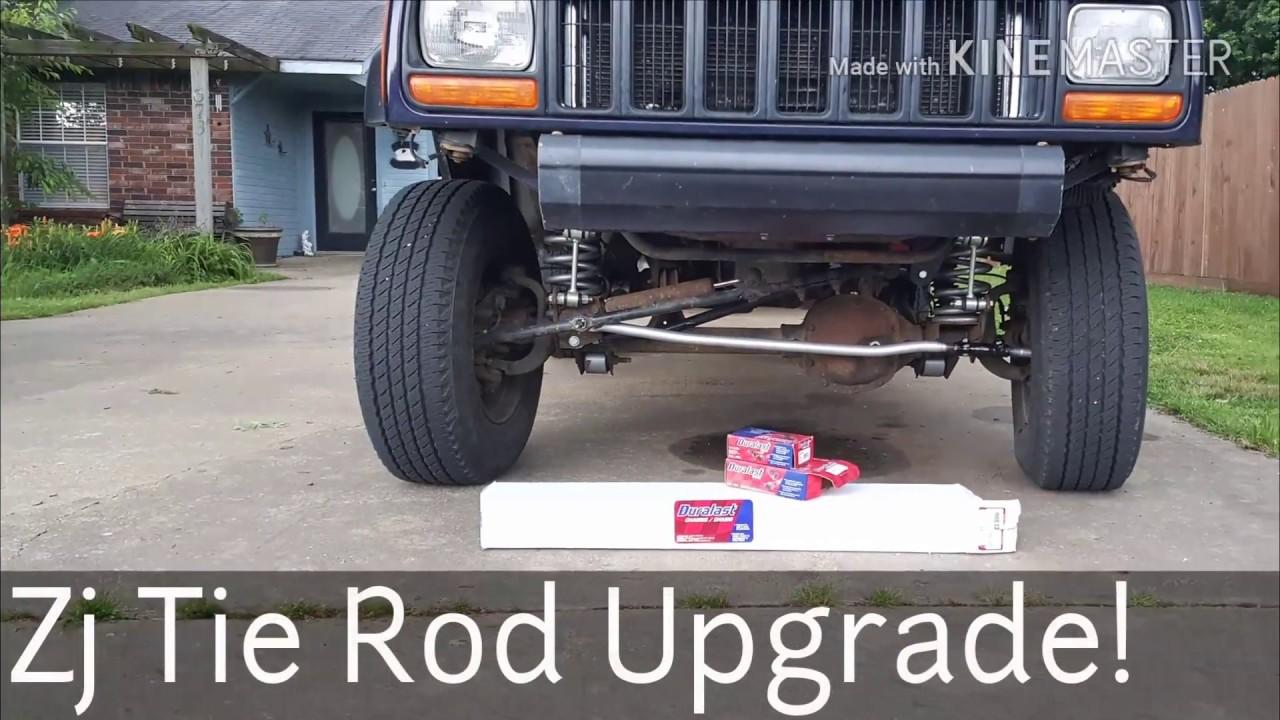 Cherokee Xj To Zj Tie Rod Upgrade Duralast Moog