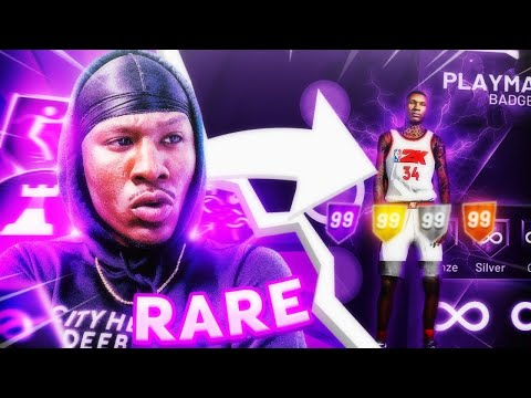 I Made A NEW Rare DEMIGOD GUARD BUILD On NBA 2K20 That Can Do EVERYTHING! BEST BUILD ON NBA 2K20!
