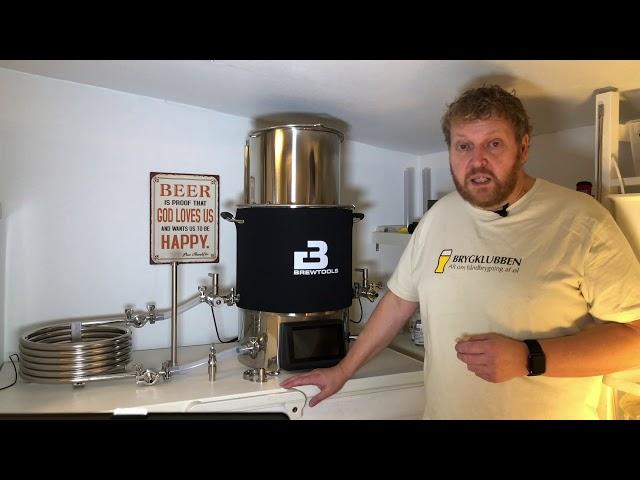 Brewtools B40Pro - Første indtryk