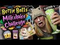 BERTIE BOTTS MILKSHAKE! - Harry Potter Challenge