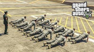 เกณฑ์ทหาร เล่นแบบชีวิตจริง ซีซั่น 2 ตอนที่ 20 (Real Life Season 2 GTA V)