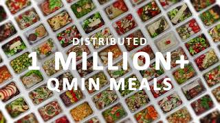 Honored To Serve 1 Million Qmin Meals In This Noble Fight