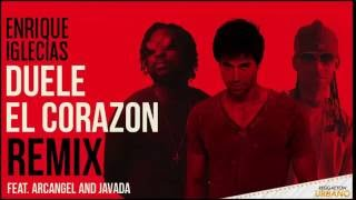 "Duele El Corazon ""Official Remix"" - Enrique Iglesias Ft. Arcangel y Javada"