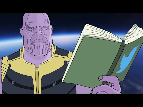 Does Thanos Kill Us? - Reading Your Tweets