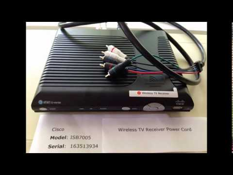 AT&T U-Verse TV Equipment To Send Back To AT&T When You Cancel U-Verse