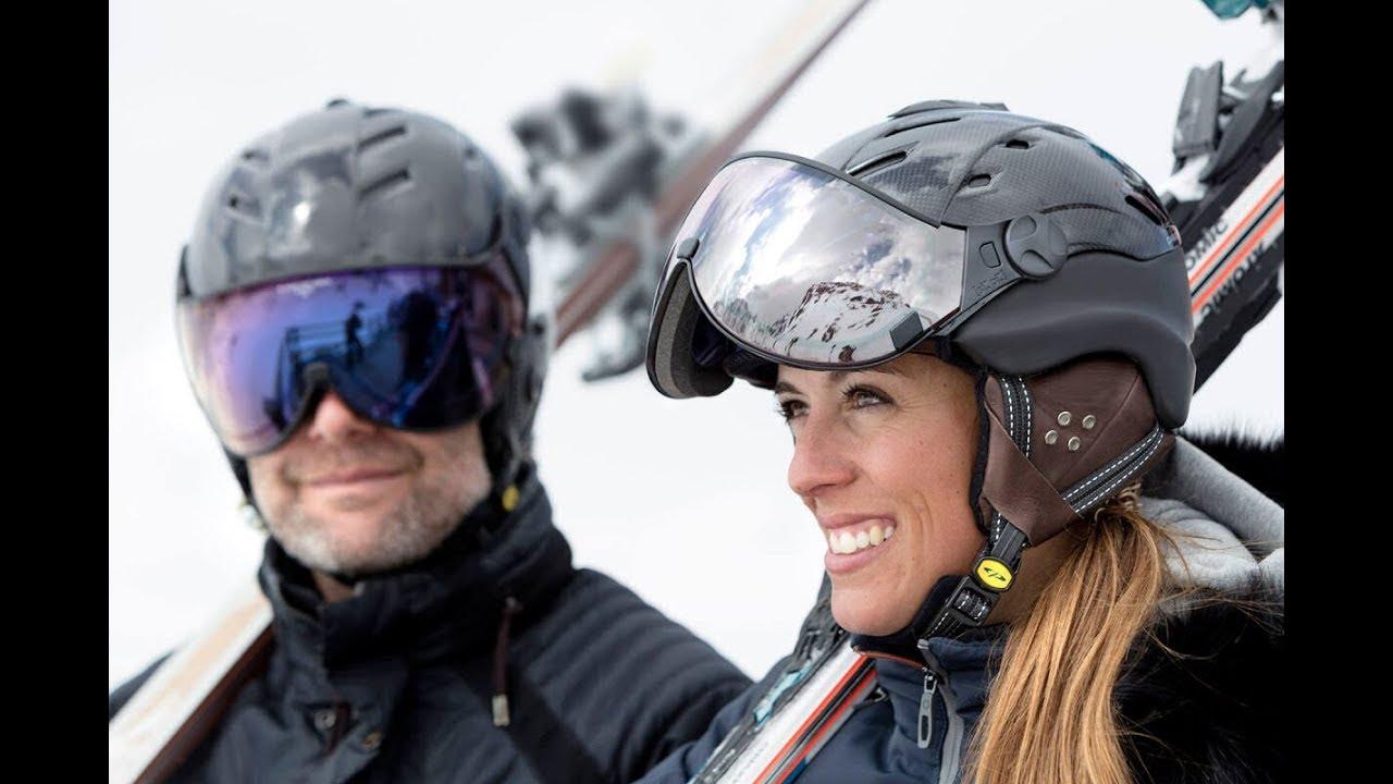 484ea8c5 CP Helmet with Visor | The Market Leader in Ski Helmets with Visors!