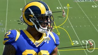 Film Study: How Marcus Peters could really help, or really hurt the Baltimore Ravens secondary