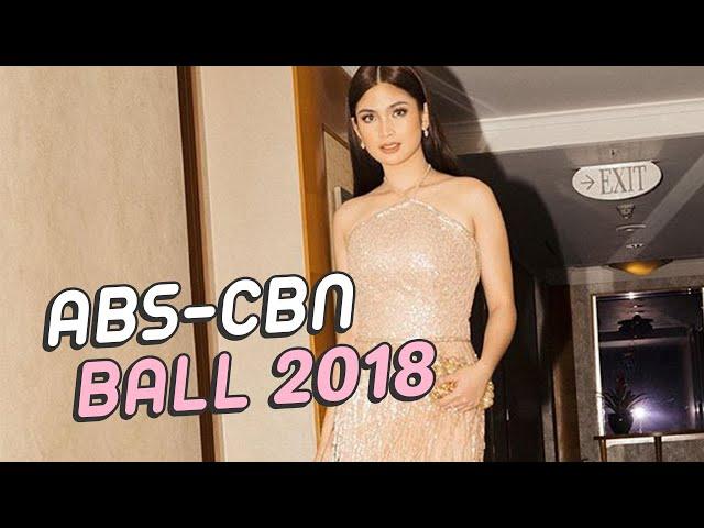 ABSCBN BALL 2018 VLOG!! || Heaven Peralejo