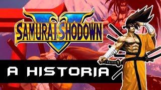 A História de Samurai Shodown V