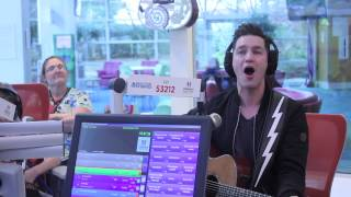 Andy Grammer Sings In Atlanta