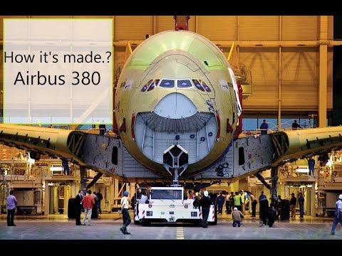 How its made .? Airbus 380 for Etihad