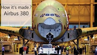 Top 10 Airlines - How it's made .? Airbus 380 for Etihad