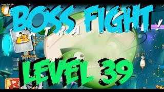 Angry Birds 2 Boss Pig Fight LEVEL 39