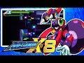 Megaman X8 Gravity Antonion Stage 100 % Complete