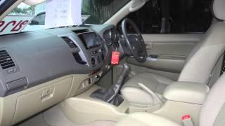 2010 TOYOTA -- HILUX VIGO D4D -- DOUBLE CAB [G] Prerunner 3.0 MT