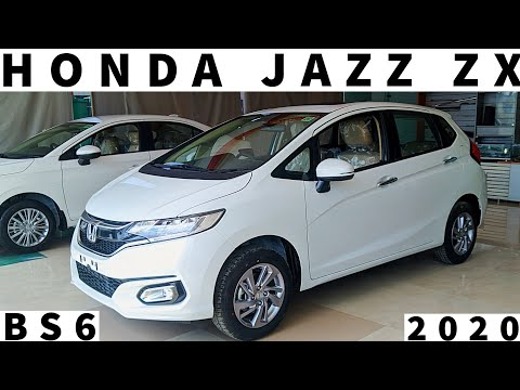 2020 Honda Jazz Zx Top Model Most Detailed Review || Prices ||