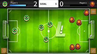 Football Striker King