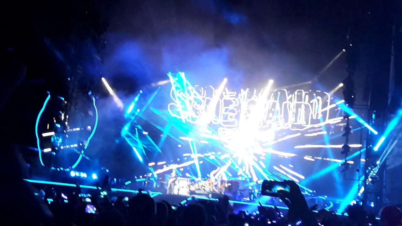 Coldplay Konzert Frankfurt