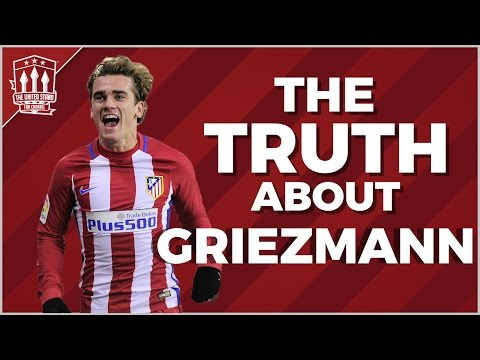 Antoine GRIEZMANN to MAN UTD Confirmed by Simeone?
