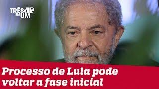 Suspeição de Moro pode levar processos de Lula à fase inicial, diz Gilmar Mendes
