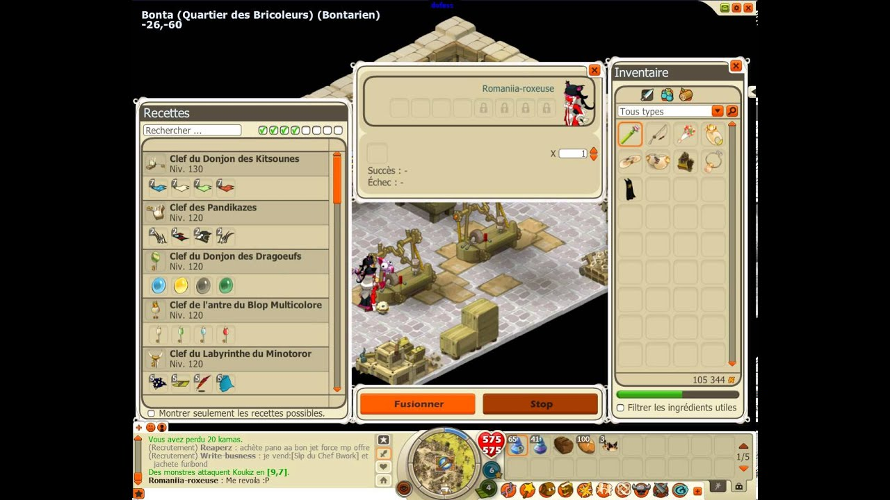 dofus romaniia roxeuse mylaise astuce kamas et equipement like and subscribe youtube. Black Bedroom Furniture Sets. Home Design Ideas