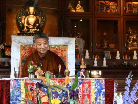 Empowering Oneself. Public Talk Lama Choedak Rinpoche