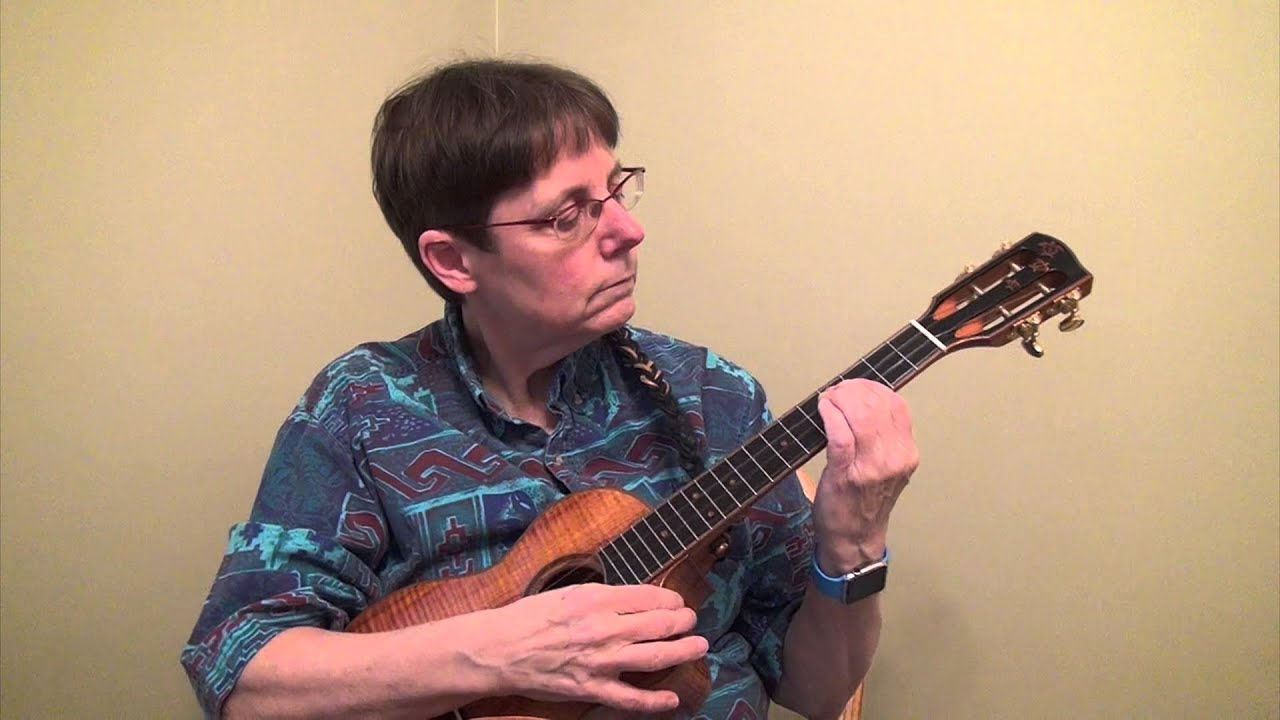 Alley Cat - Uke  U-Bass Cover - Youtube-2307