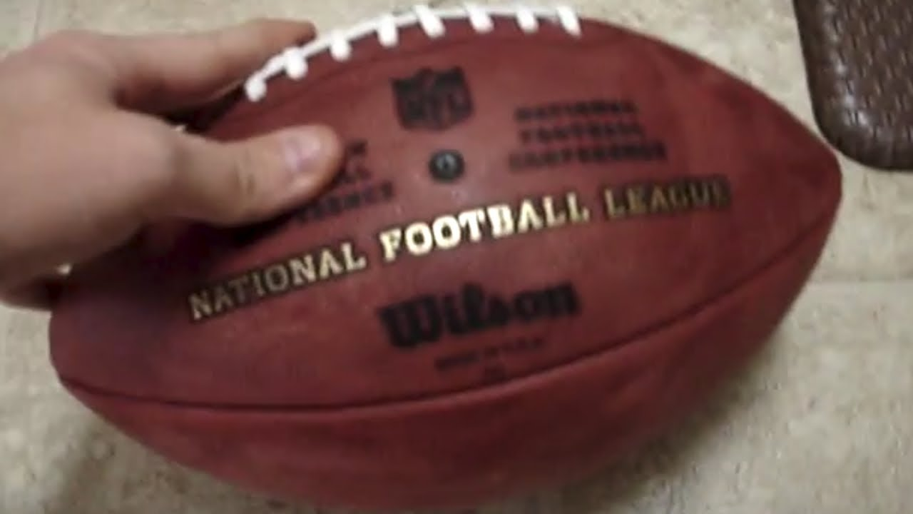 Unboxing Official Wilson Nfl Football Youtube