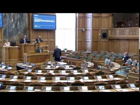 'Afgreningskammer' skaber latterkramper i Folketinget - DR Nyheder