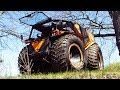Extreme ATV Shatun. New off-road king?