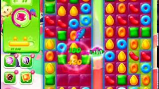 Candy Crush Saga Jelly Level 375