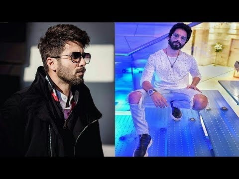 Shahid Kapoor New Hairstyle 2018 19 Official Hair Looks For Men
