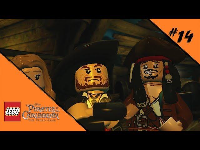 DER HOHE RAT DER BRUDERSCHAFT ☠ Let's Play LEGO Pirates of the Caribbean #14