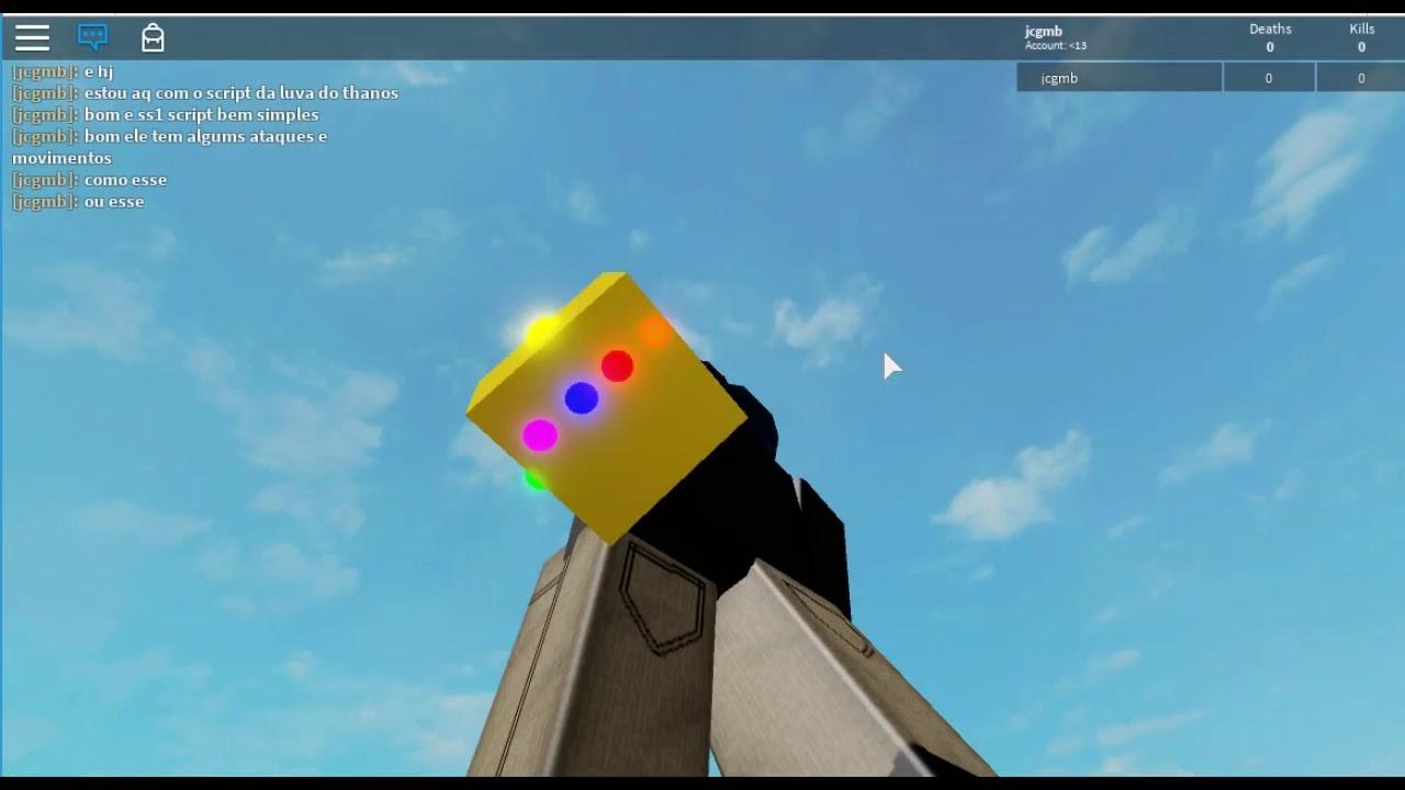 Thanos Roblox Id Code