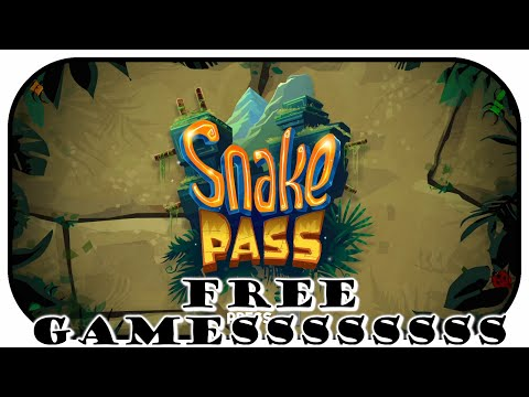 Snake Pass - Oh, I'll Pass On Snakes Alright, But Take The FREE GAME!!!