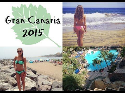 Kanárské ostrovy, Gran Canaria 2015