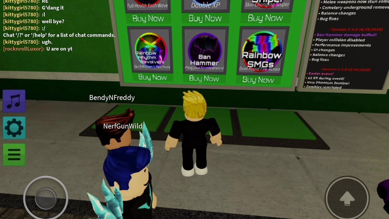 Rock N Roll Zombies Roblox Zombie Rush - roblox zombies youtube