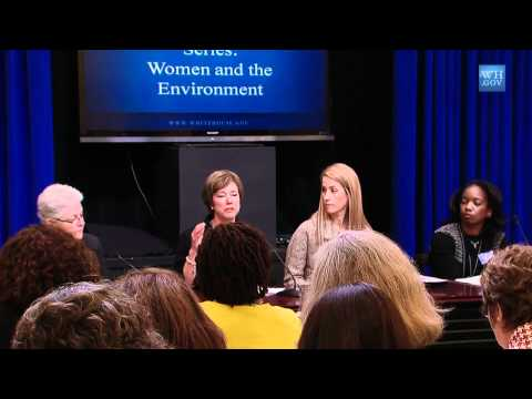 Women and the Environment Briefing: Panel 2