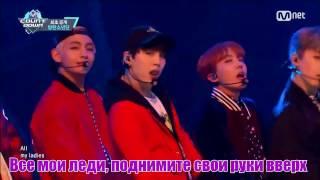 Скачать MV BTS 21st Century Girl RUS SUB