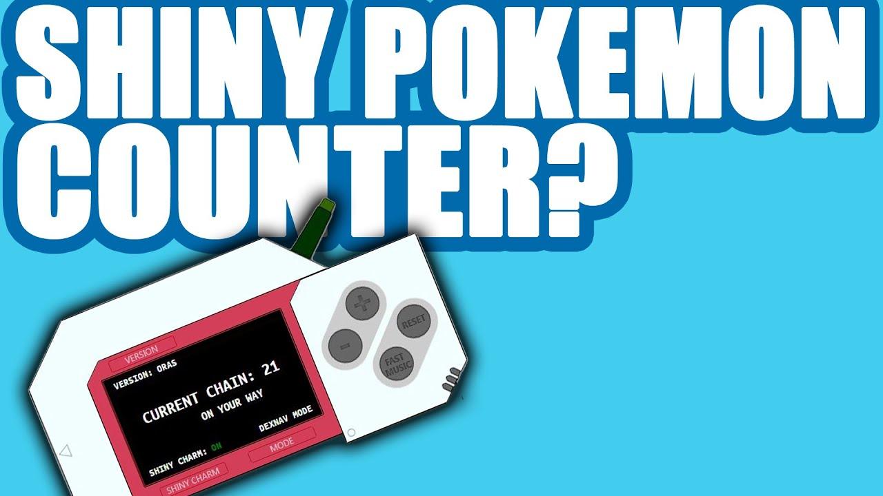 Pokemon Shiny Counter & Probability Calculator ...