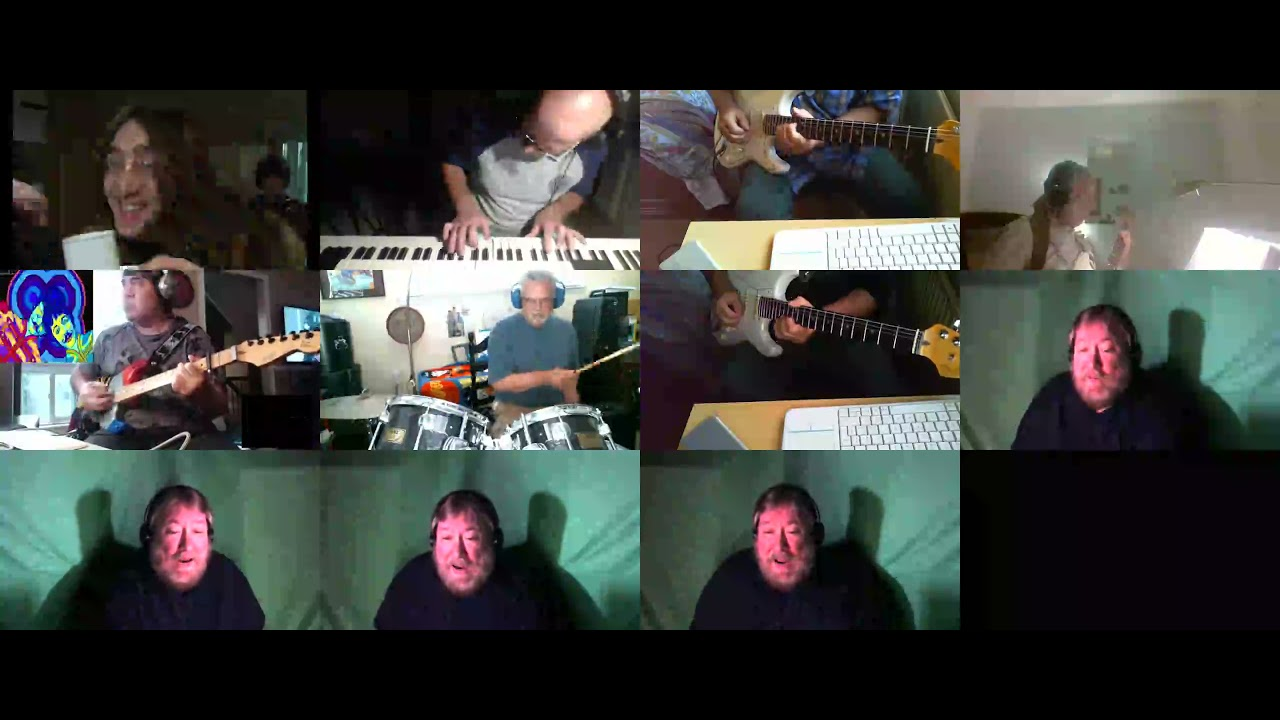 Beatles Real Love cover by Bandhug players