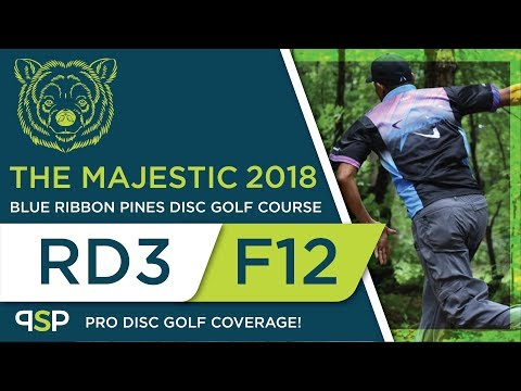The Majestic 2018  Final Round Front 12  Polk, Russell, Proctor, Meintsma
