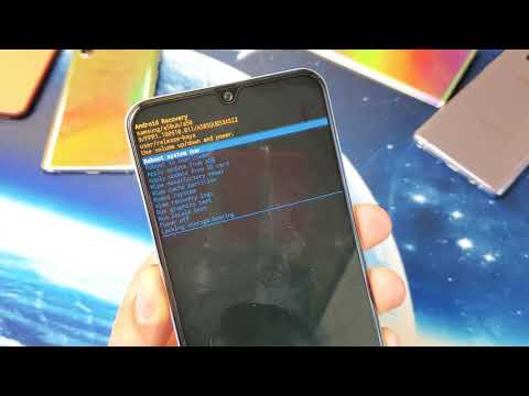 How To Boot Into Android Recovery Menu Mode On Samsung Galaxy A50s, A50, A40, A30, A20, A10, Etc