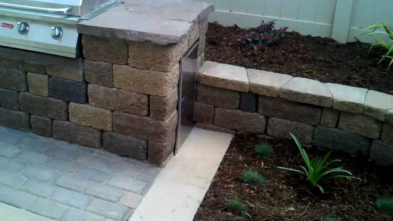 Oxnard Landscape Design Pavers Patio Concrete